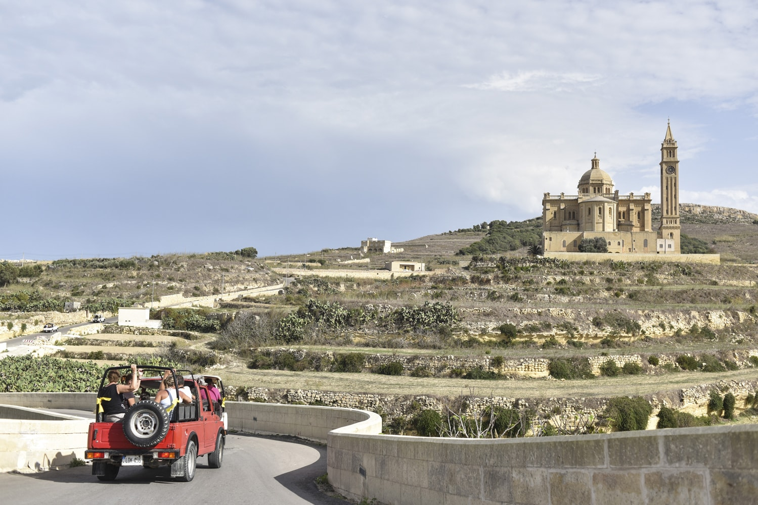 Gozo Jeep Safari - © ON SITE