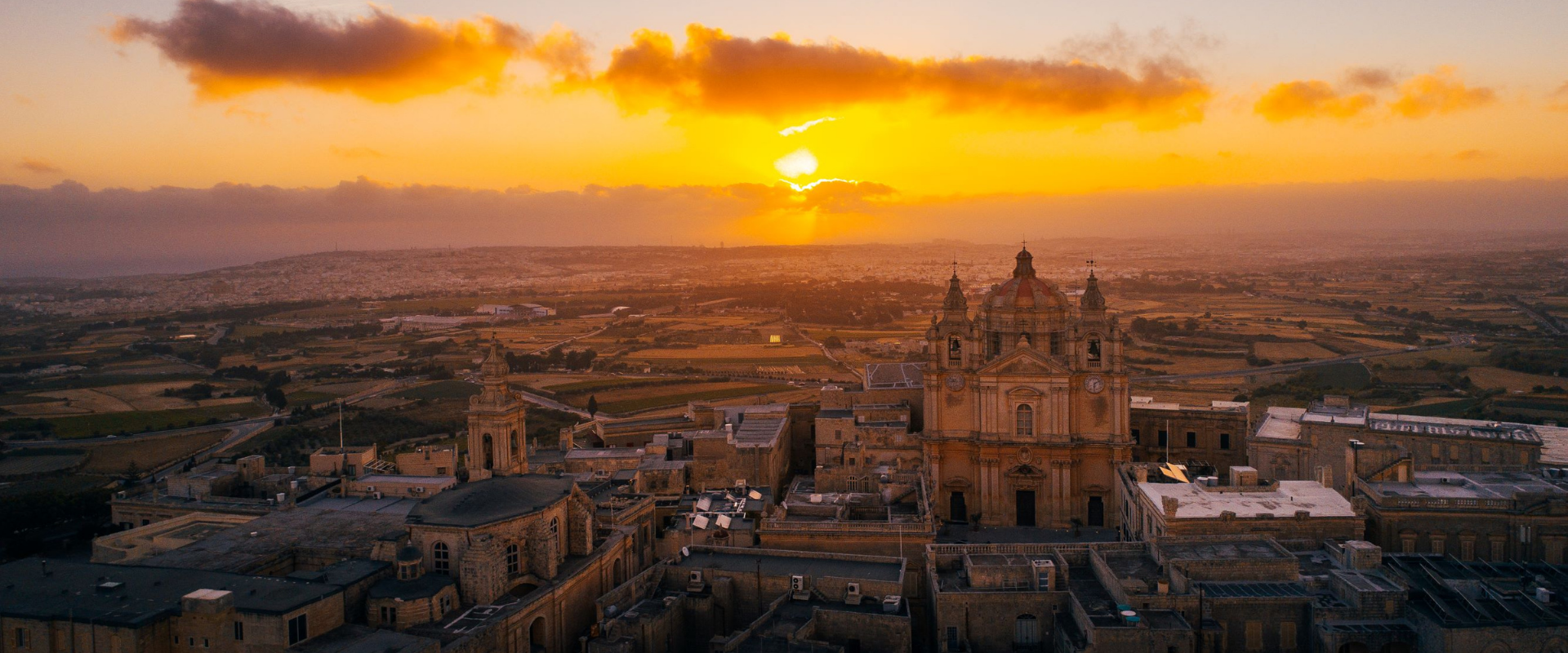 Mdina at Sunrise